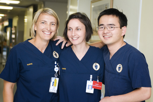 Fremantle Hospital nurses